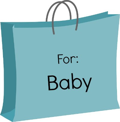 Celebrating Pregnancy Month by Month - Month 8:  Buy (or make) Something New for Baby (post includes tons of resources + FREE printable) | RaisingArrows.net