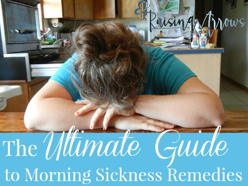 The Ultimate Guide to Morning Sickness Remedies