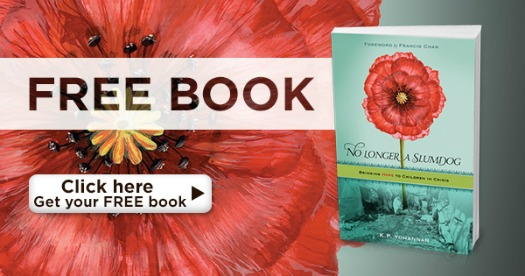 Receive a Free Book from Gospel for Asia {and open your heart to missions}