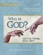 Who is God?  Apologia Worldview Curriculum, part of our Elementary Homeschool Curriculum | RaisingArrows.net