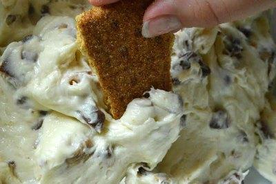 Cookie Dough Dip (a Trim Healthy Mama Makeover Recipe - S)   RaisingArrows.net