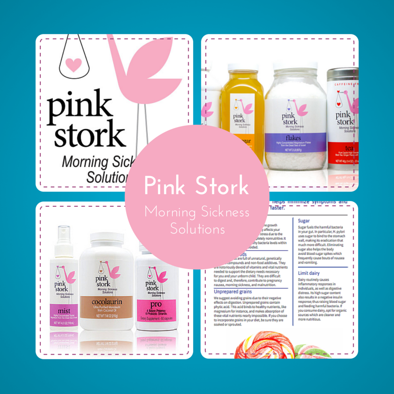 Got Morning Sickness?  Try Pink Stork!