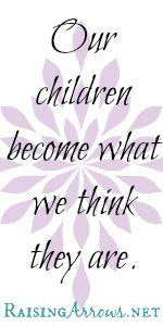 Our children will become what we think they are - beware of stigmatizing them based on their learning pace | RaisingArrows.net
