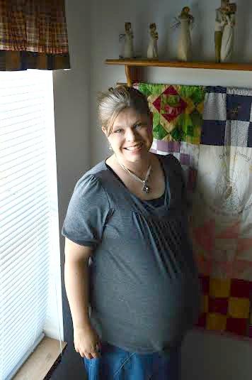 Week 34 Pregnancy Update