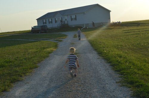 Leaving the Big House on the Prairie | RaisingArrows.net