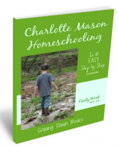 Review of Charlotte Mason Homeschooling from a large family mom who doesn't have the time for a lot of extra stuff | RaisingArrows.net