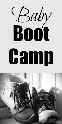 Baby Boot Camp - how to get the little ones back on track (no drill sergeant needed) | RaisingArrows.net