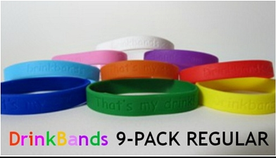 DrinkBands Giveaway on RaisingArrows.net