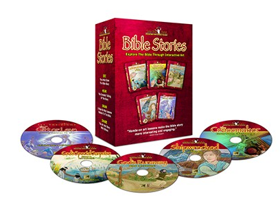 Win the See the Light Bible Story Set on RaisingArrows.net