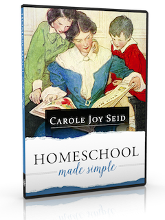 Homeschool Made Simple Series from Compass Classroom | RaisingArrows.net
