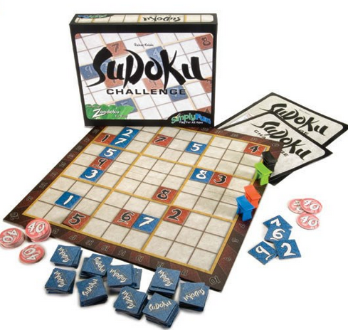 Sudoku Challenge - only $12.25 during Summer Sale!