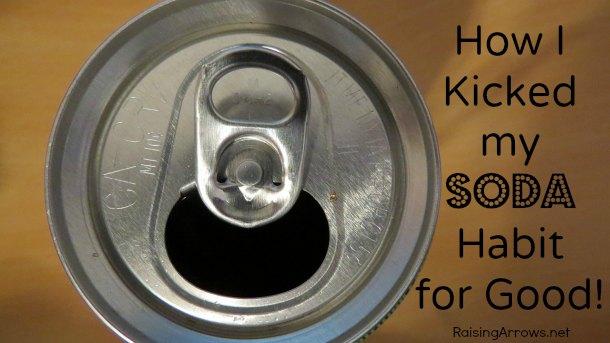 How I Kicked the Soda Habit For Good
