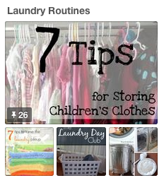 Large Family Laundry Solutions {mega post} | RaisingArrows.net