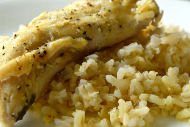 Cilantro Lime Chicken & Rice – Easy, One-Dish Meal