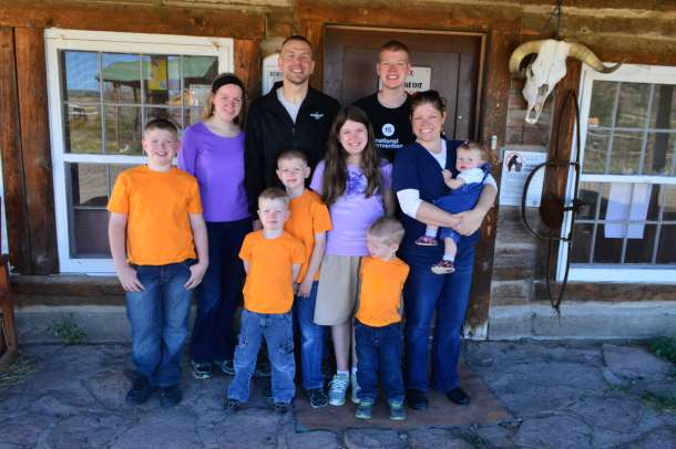 Raising Arrows - Large family homemaking and homeschooling