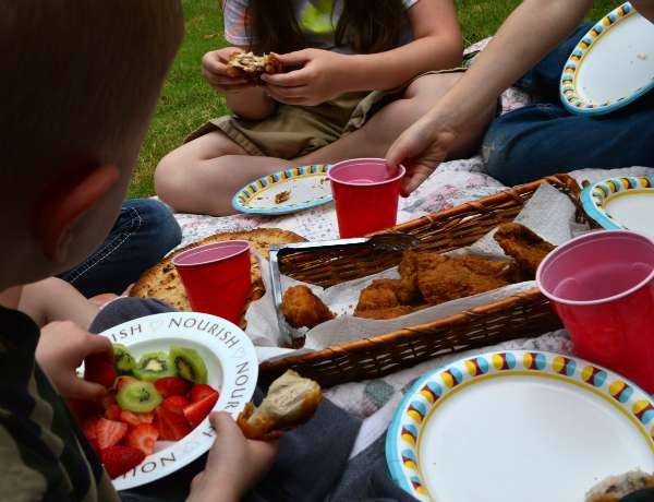 Say goodbye to the Summer with an End of Summer Picnic! | RaisingArrows.net