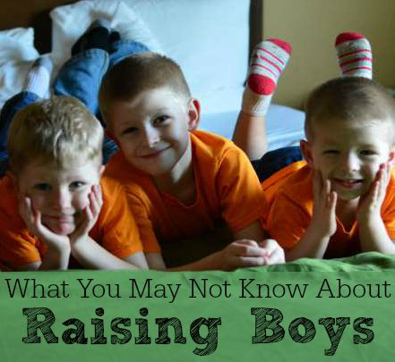 What You May Not Know About Raising Boys - I have 5 boys. My life is different from the life of girl mom. Here's why...