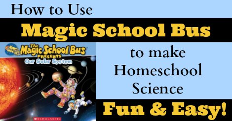Need a fun and easy way to do science with your elementary students? Did you know Magic School Bus has Science Kits??!!