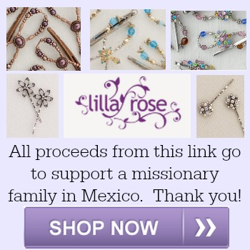 Lilla Rose Giveaway! | RaisingArrows.net