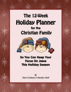 12 Week Holiday Planner