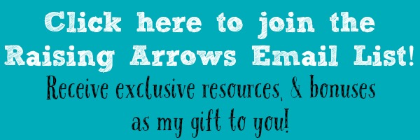Subscribe to Raising Arrows!