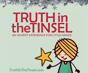 Truth in the Tinsel 1 day sale