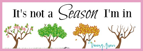 What if your season lasts years and years and years?