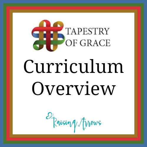 An overview of Tapestry of Grace to help you decide if it is right for your family from a mom of many who has been using the curriculum for many years!