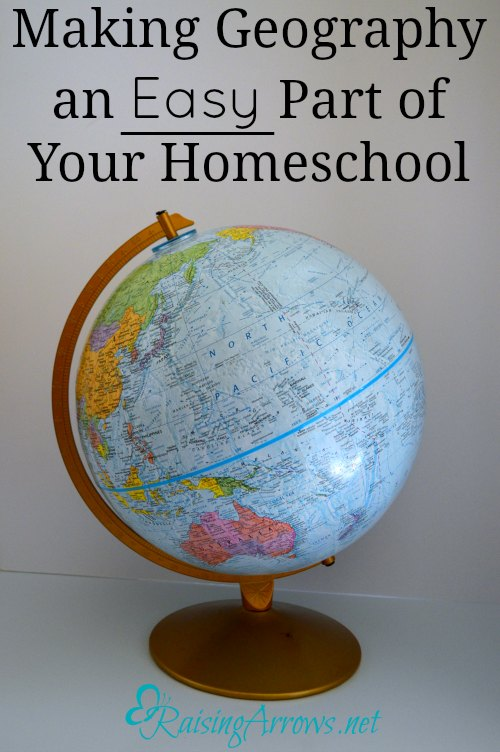 Confused about how to teach Geography in your homeschool? I was too, until I realized just how easy it is to incorporate into nearly every subject. Here's how!