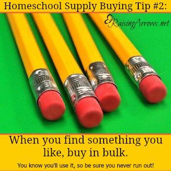 2016 Homeschool Supply Buying Guide!