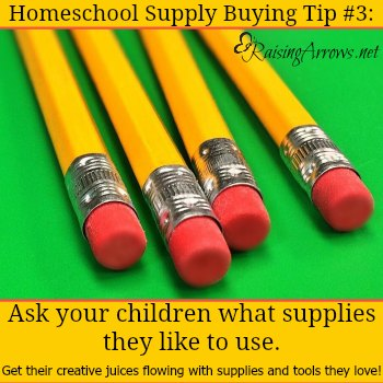 2016 Homeschool Supplies Buying Guide - get the best supplies at the best prices!