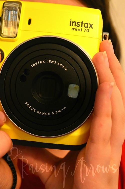 Fujifilm's Instax Mini 70