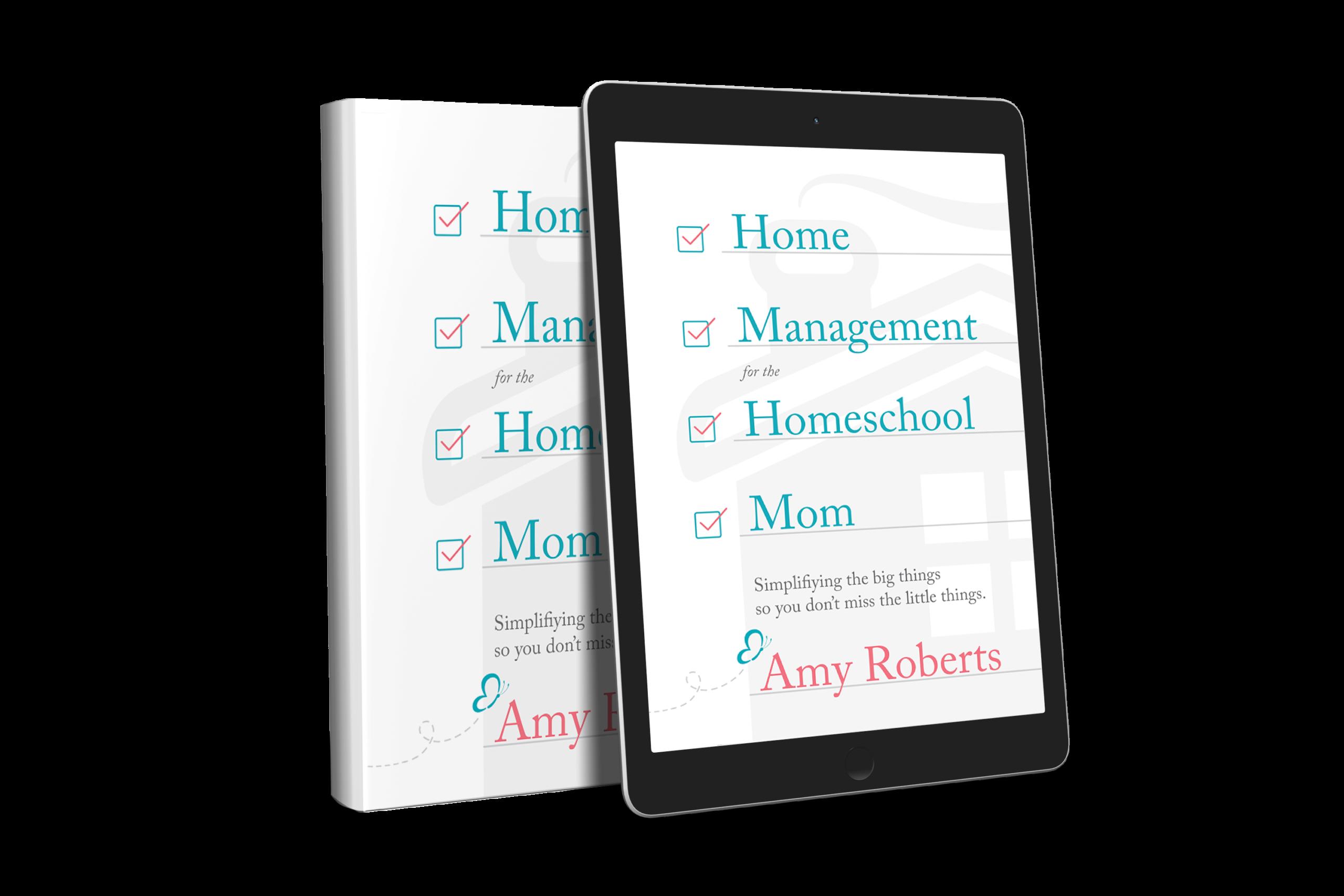 Home Management for the Homeschool Mom