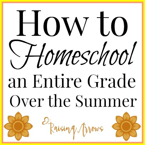"Does your child need to ""catch up"" on school this summer? Here's how!"