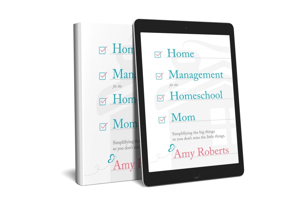 Home Management for the Homeschool Mom ebook
