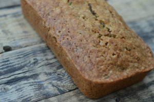 Moist Zucchini Bread (large batch)