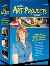 Win Art Projects on Raising Arrows!