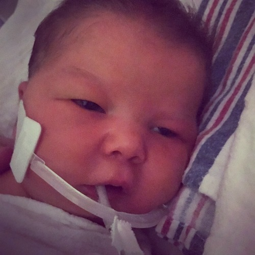 Baby is Here…but it didn't go as planned