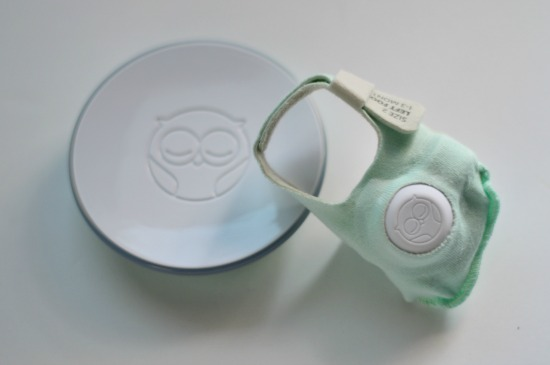 The Owlet Monitor has given me peace of mind now that we are home from NICU - read my full review here!