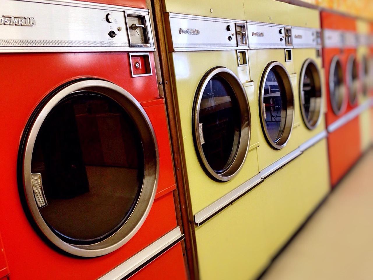 Large Family Laundry Days