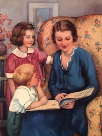 Is read aloud time stressful? Get tips on how to have reasonable expectations and a peaceful read aloud time!