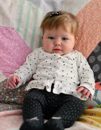 Update on Baby Mercy 3 months