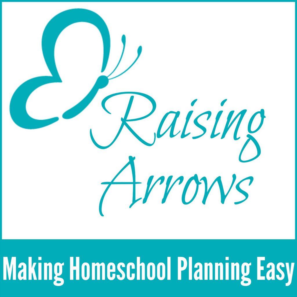 Raising Arrows Podcast - Making Homeschool Planning Easy