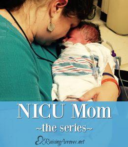 The NICU Mom Series