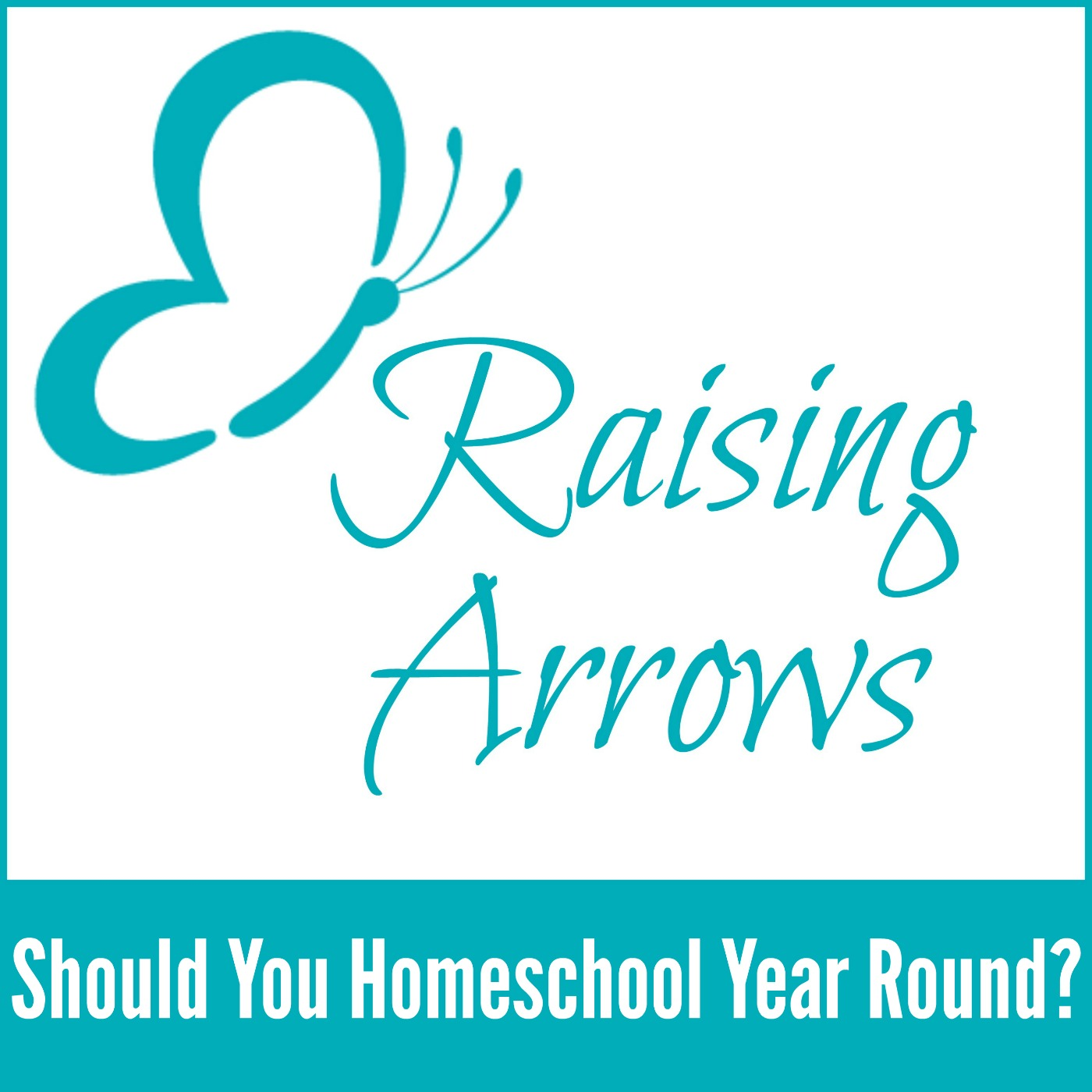 007 Podcast – Should You Homeschool Year Round?