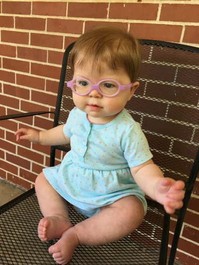 7 month update on Mercy - Stickler Syndrome