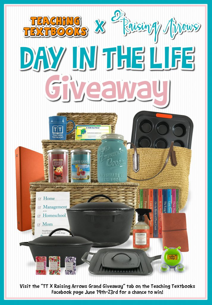 A Day in My Life Giveaway!