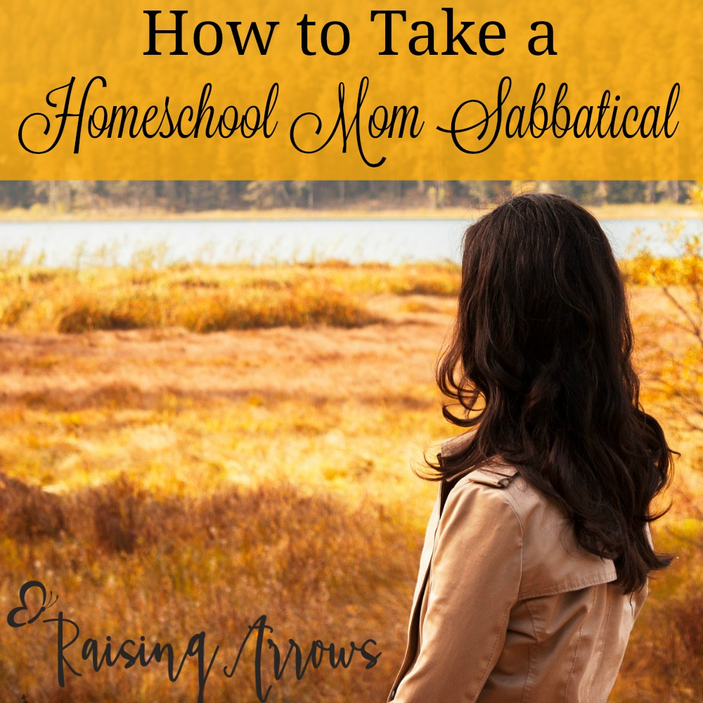 I am worn out, burned out, and I wonder if I sold out. I need a break - I need a sabbatical. This post shares how to take an effective homeschool sabbatical - one that refreshes your very soul!