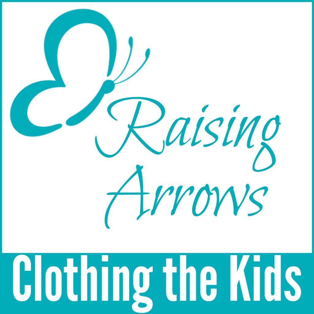 How do you clothe all of the children in your family? Here are some great ideas and resource!