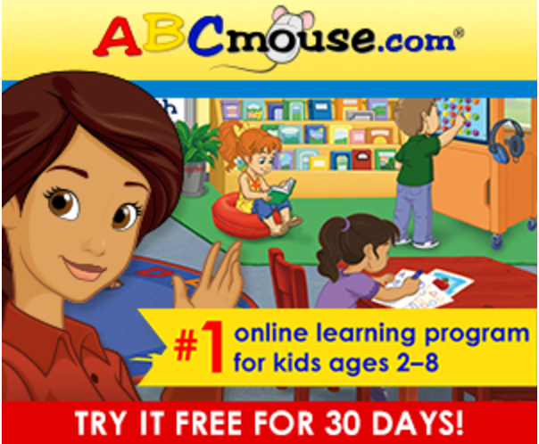 ABCmouse FREE TRIAL!